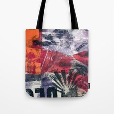 COLLAGE 18 Tote Bag