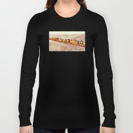 Lunch Atop City Long Sleeve T-shirt