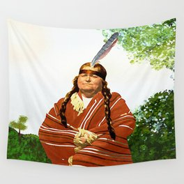 Chickasaw Wall Tapestry
