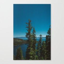 Lake Tahoe II Canvas Print