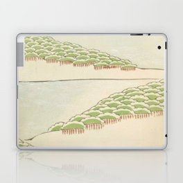 Minimalist Trees Laptop & iPad Skin