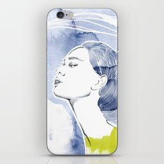 seacret 1 iPhone & iPod Skin