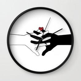 UniversaLove Wall Clock
