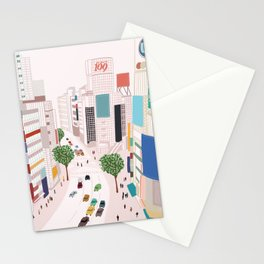 Shibuya 109 Stationery Cards
