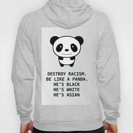 panda-racism Hoody