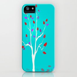 Falling - Autumn iPhone Case