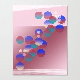Balls of Nîce Canvas Print
