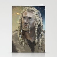 fili Stationery Cards featuring Fili by PrintsofErebor