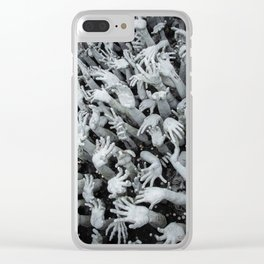 The White Temple - Thailand - 010 Clear iPhone Case
