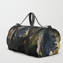 Cookie Thief Duffle Bag