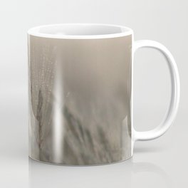 Morning Dew on Wheat Field Coffee Mug