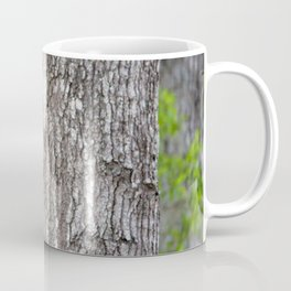 Red Head Bird Coffee Mug