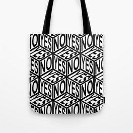 YES/NO Tote Bag
