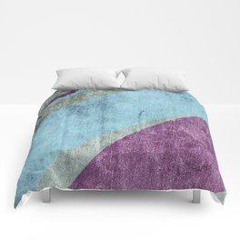 overlaps Comforters