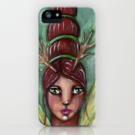 Carla iPhone Case