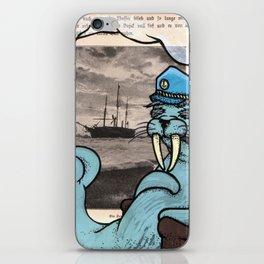 Captain Nansen iPhone Skin