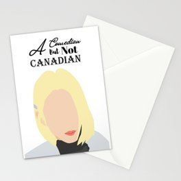 Heechul A Comedian but not a canadian Stationery Cards