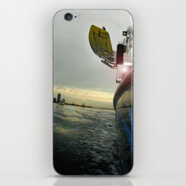 On the Water iPhone Skin