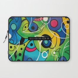 BUILD YOUR OWN DREAM ( GARDEN ) Laptop Sleeve