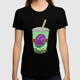 Lily of the Valley Boba (Birth Flower Series: May) T-shirt