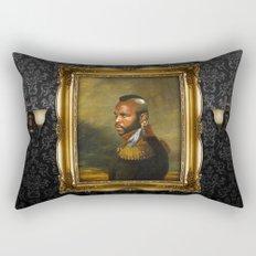 Mr. T - replaceface Rectangular Pillow