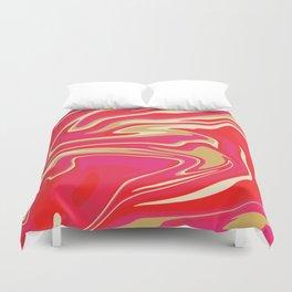 Abstract Fluid 20 Duvet Cover