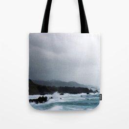 Typhoon in Japan #2 Tote Bag