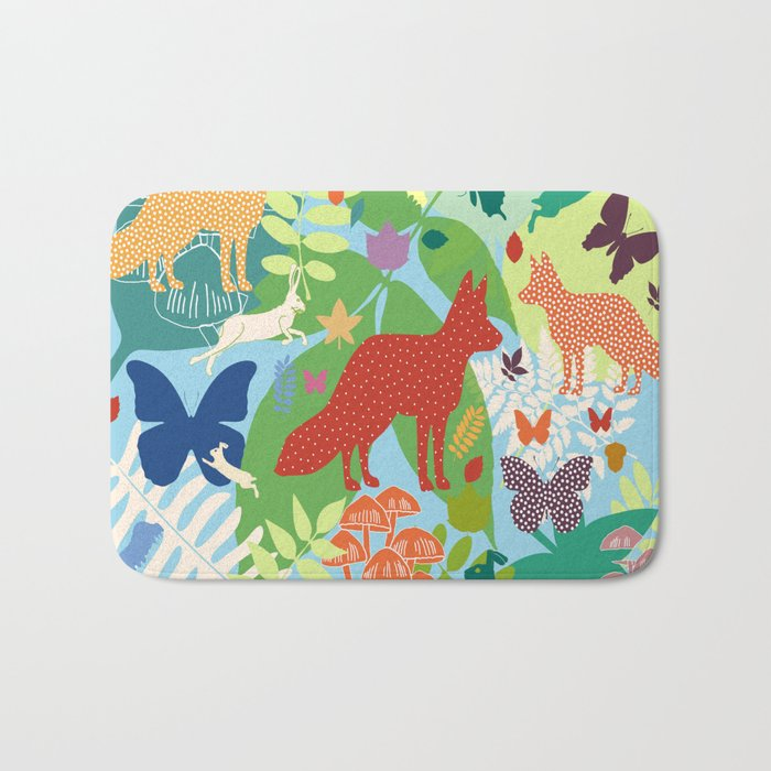National Park Arrábida Bath Mat