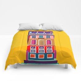 Manarola House, Cinque Terre, Italy Comforters