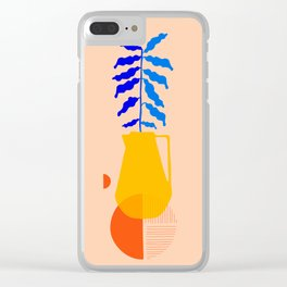 Wilt Clear iPhone Case