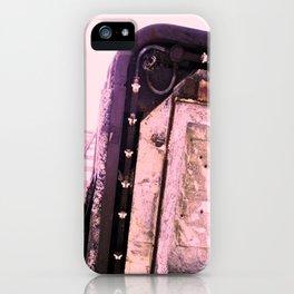 Buffalo Central Terminal Marquis iPhone Case