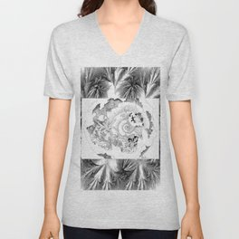 Shells of the Time Unisex V-Neck