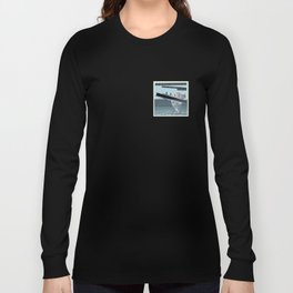 The Unsinkable Double-Sided Ship Long Sleeve T-shirt