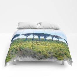 Trapani art 13 Sicily Comforters