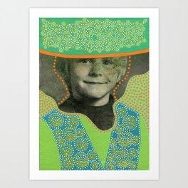 Kurt Series 004 Art Print