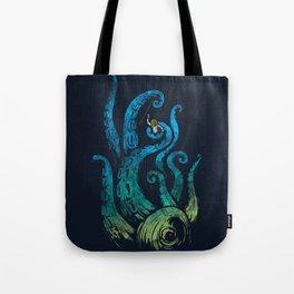 Undersea attack (neon ver.) Tote Bag