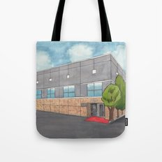 Dunder Mifflin Scranton Business Park Tote Bag