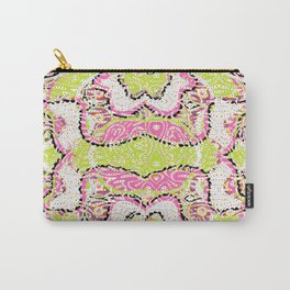 Psychedelic Haring Carry-All Pouch