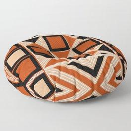 Hallstatt Kelt Pattern Floor Pillow