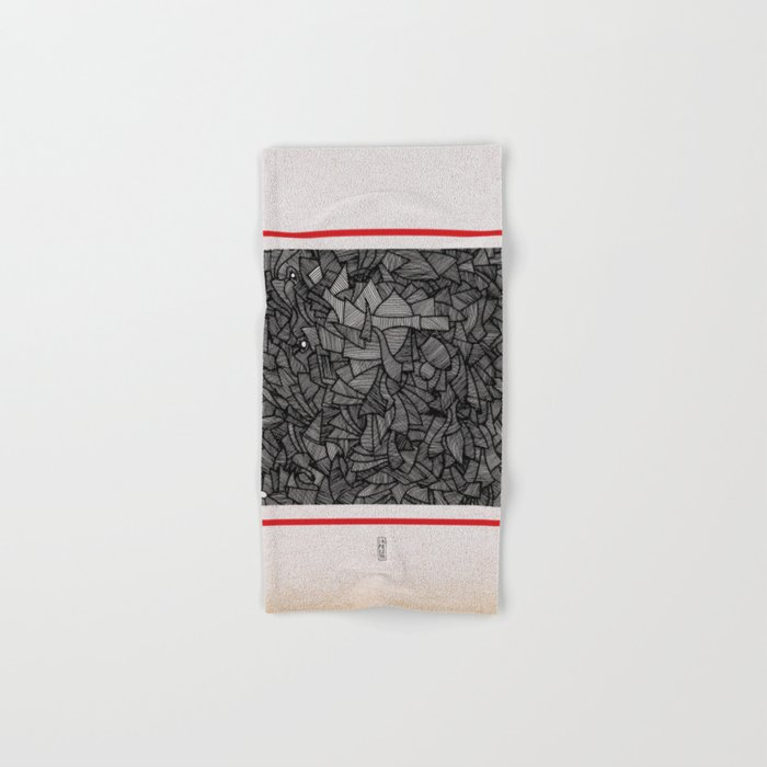 - closed - Hand & Bath Towel