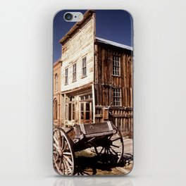 """""""Ghost"""" Town iPhone Skin"""