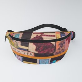 Dog Books With A Difference Fanny Pack
