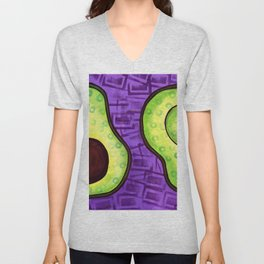 Perfect Avocado Unisex V-Neck