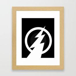 Speedster Framed Art Print