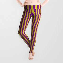 Stripes Collection: Royalty Leggings