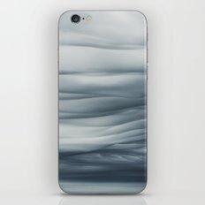 Undulatus Asperatus Clouds iPhone & iPod Skin