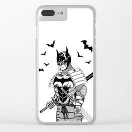 Dark Shogun Clear iPhone Case