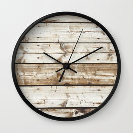 Out of the City Wall Clock