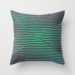 Play with stripes  2 Throw Pillow