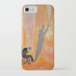 STANDING ON THE INSIDE iPhone Case